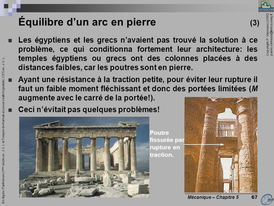 Équilibre d'un arc en pierre (3)