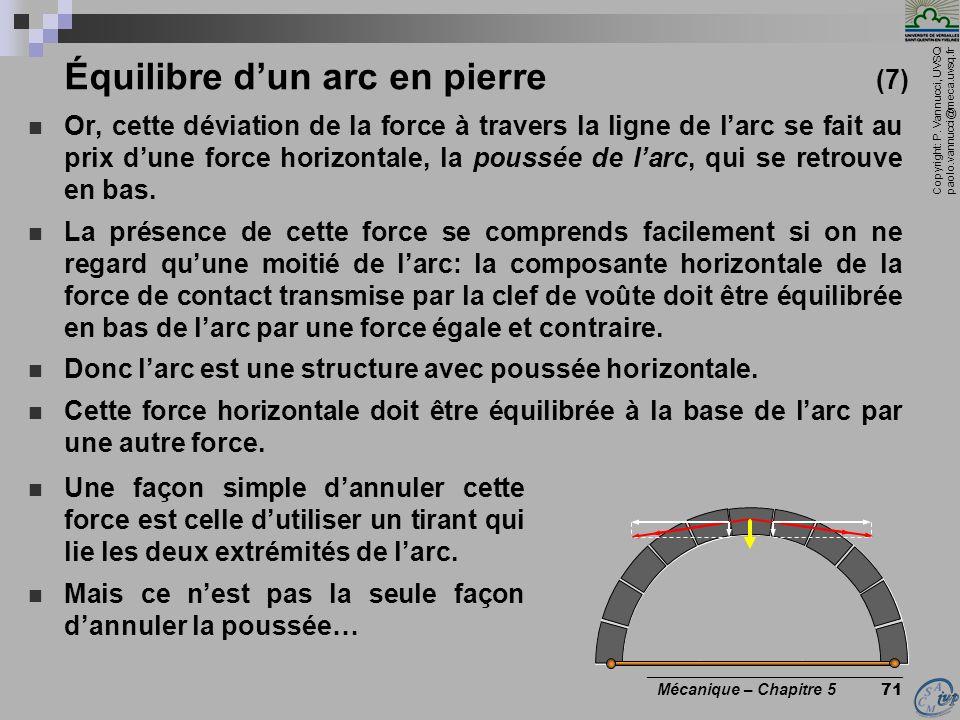 Équilibre d'un arc en pierre (7)