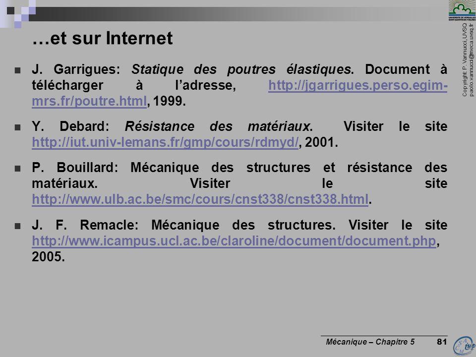 …et sur Internet