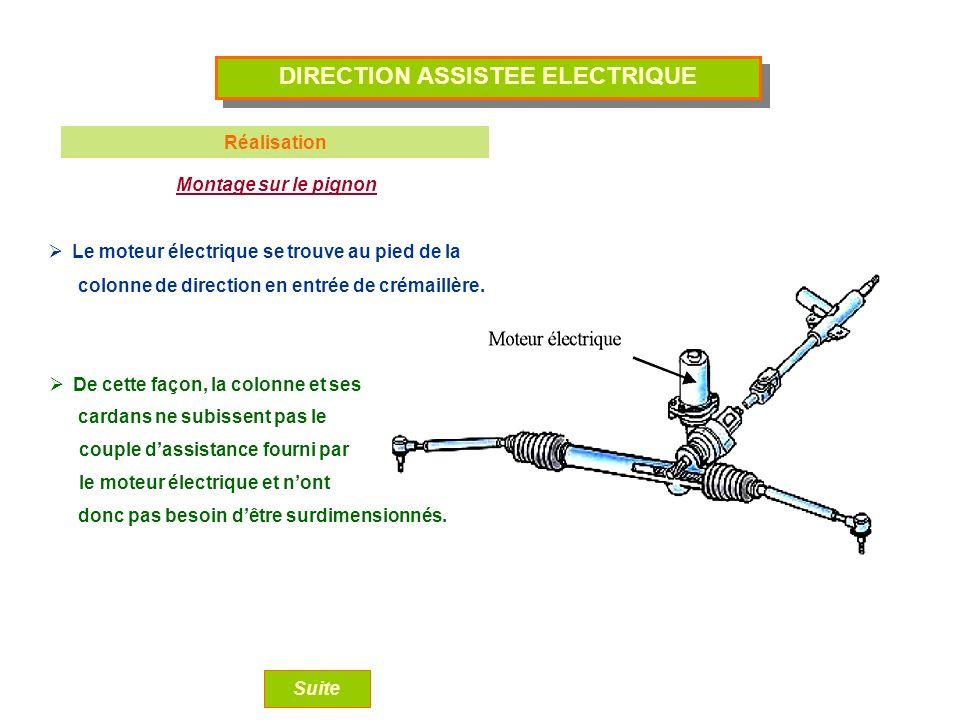 DIRECTION ASSISTEE ELECTRIQUE