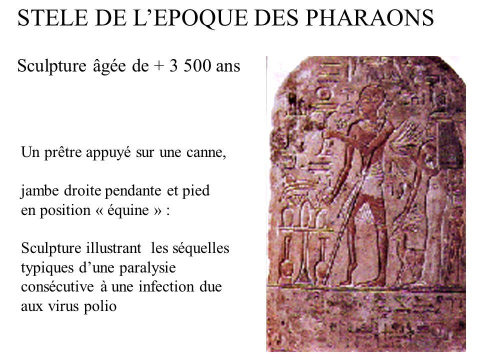 STELE DE L'EPOQUE DES PHARAONS