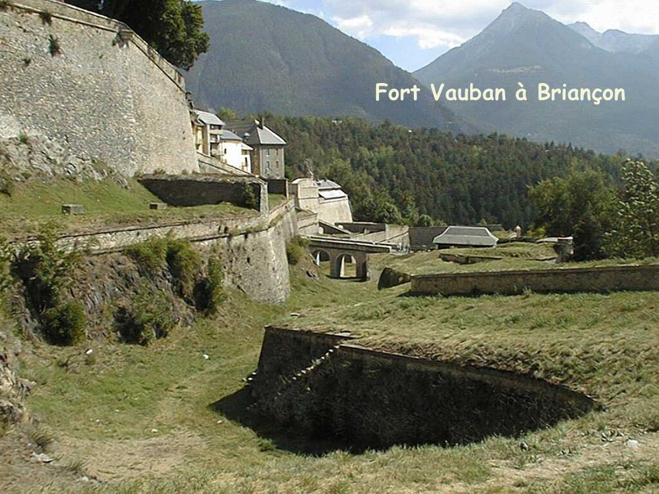 Fort Vauban à Briançon