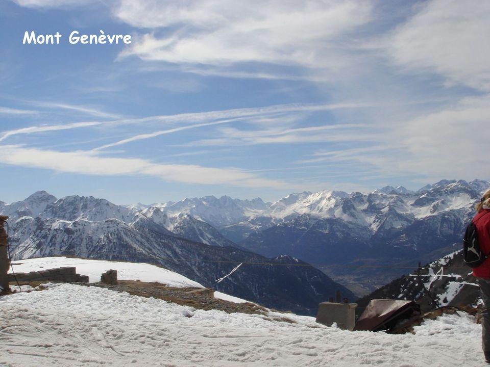 Mont Genèvre