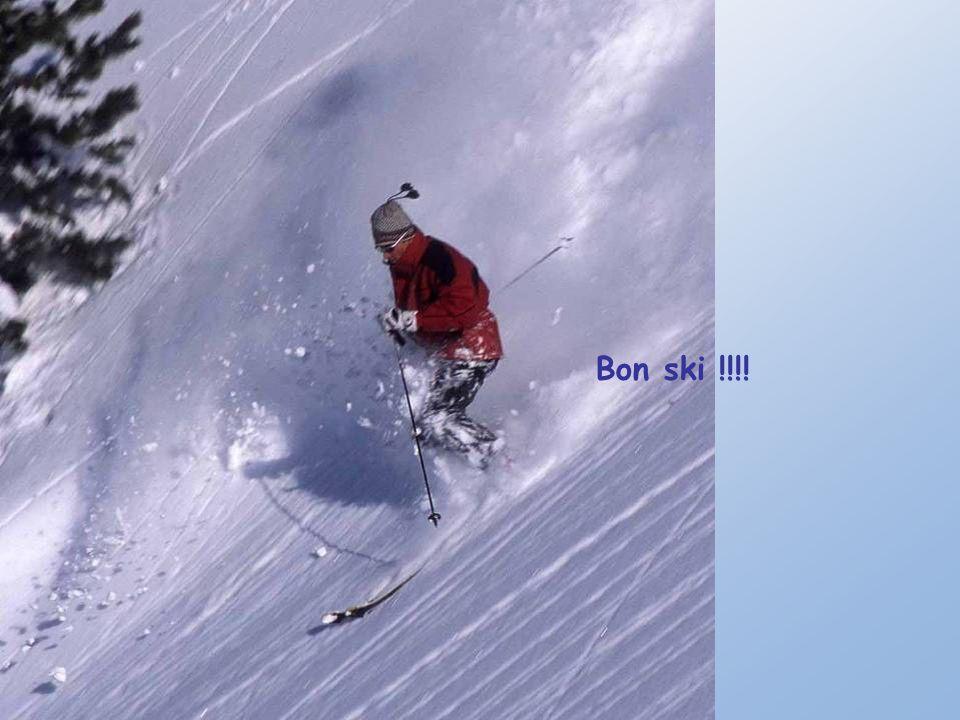 Bon ski !!!!