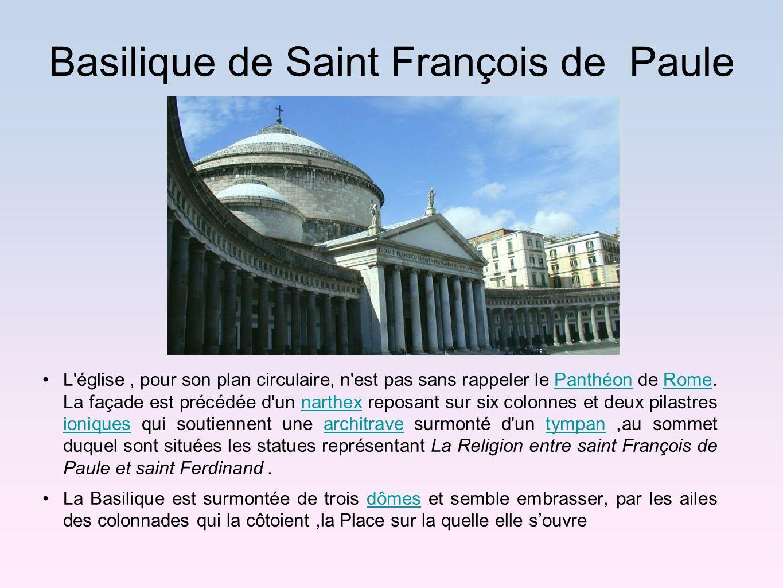 Basilique de Saint François de Paule