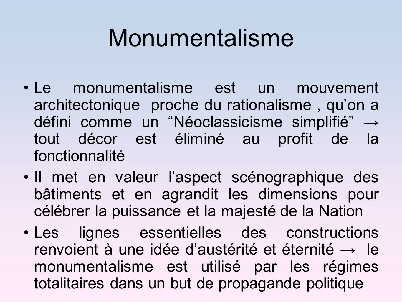 Monumentalisme