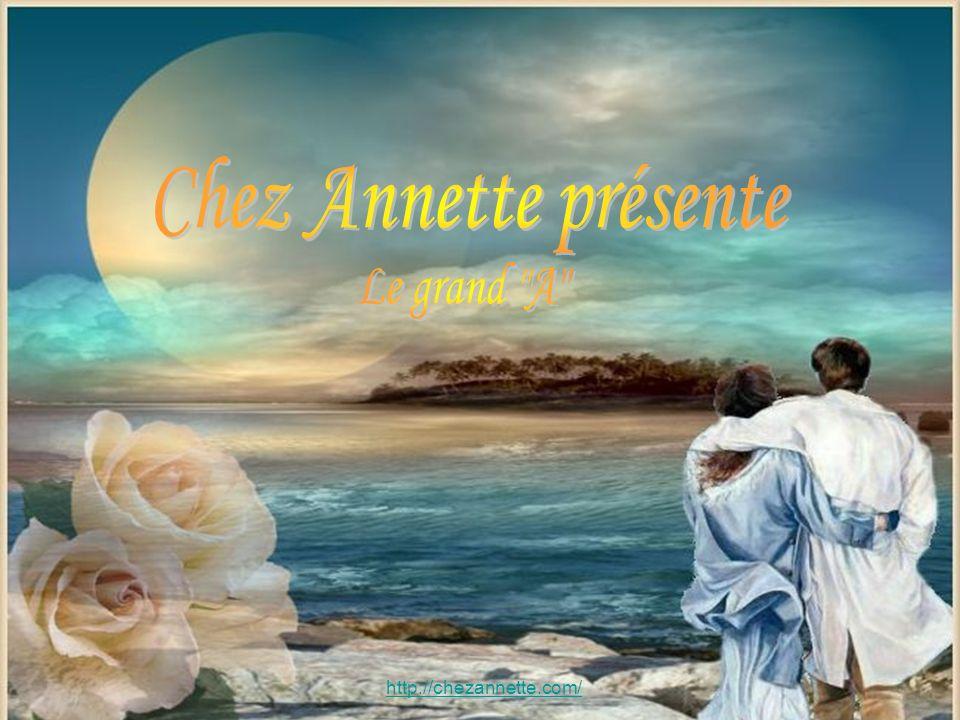Chez Annette présente Le grand A http://chezannette.com/