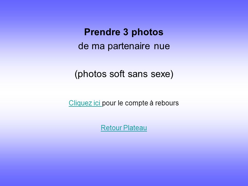 (photos soft sans sexe)