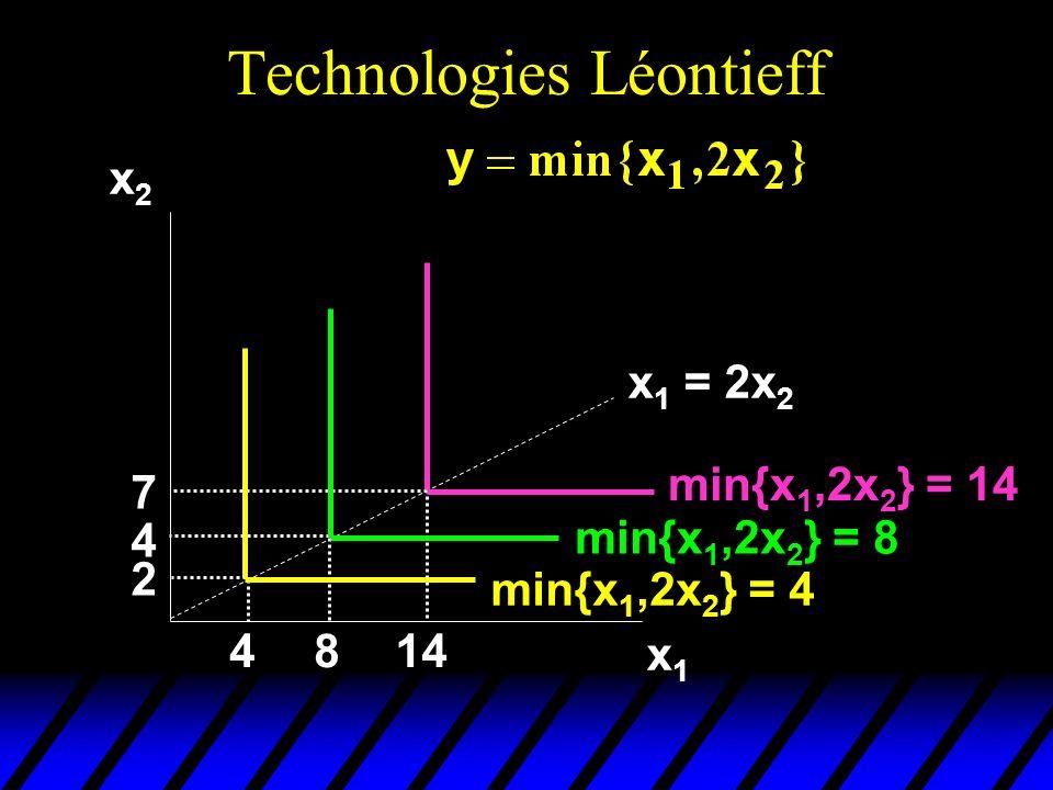 Technologies Léontieff