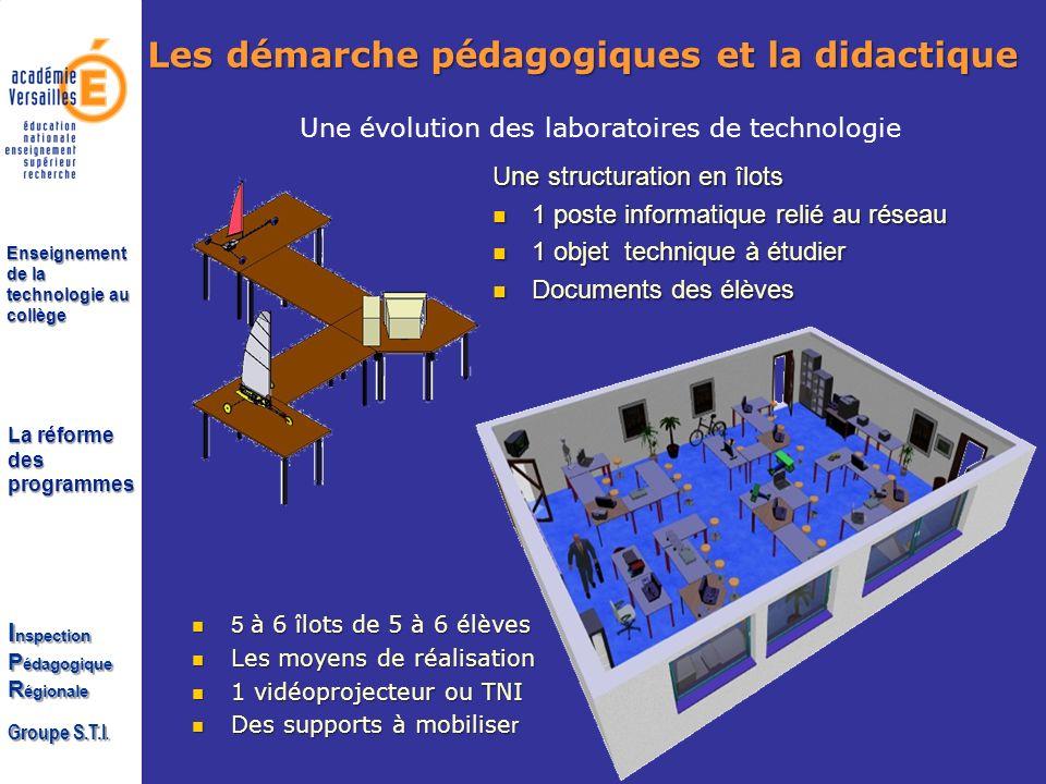 Les démarche pédagogiques et la didactique
