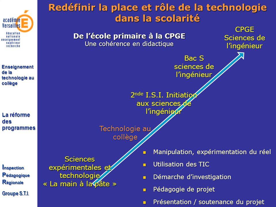 Redéfinir la place et rôle de la technologie dans la scolarité