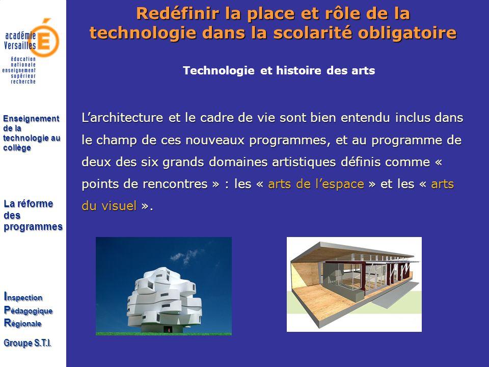 Technologie et histoire des arts