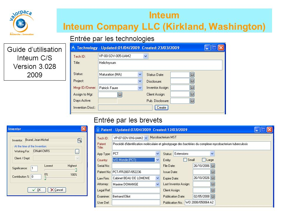 Inteum Inteum Company LLC (Kirkland, Washington)