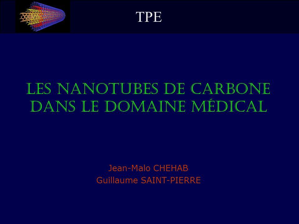 Les Nanotubes de Carbone dans le Domaine Médical