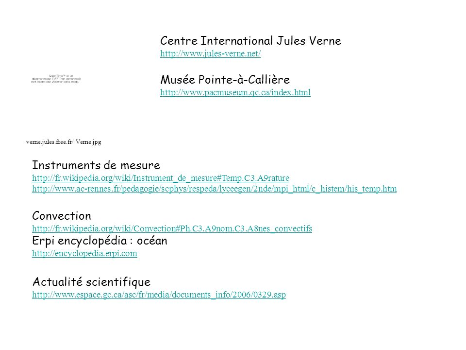 Centre International Jules Verne