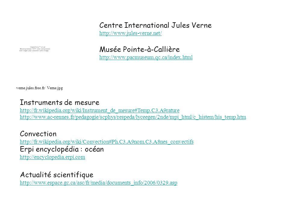 Centre International Jules Verne