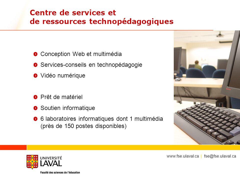 Centre de services et de ressources technopédagogiques