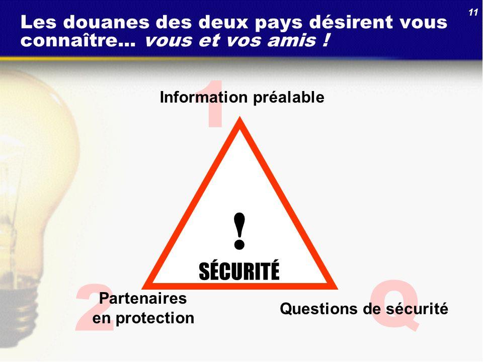Information préalable Partenaires en protection