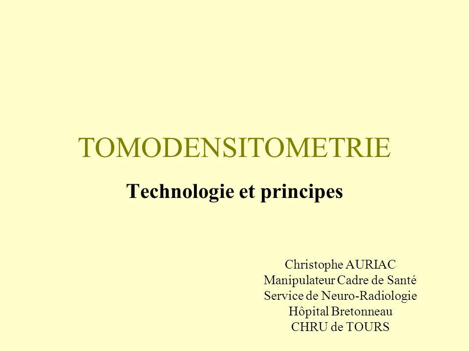 Technologie et principes