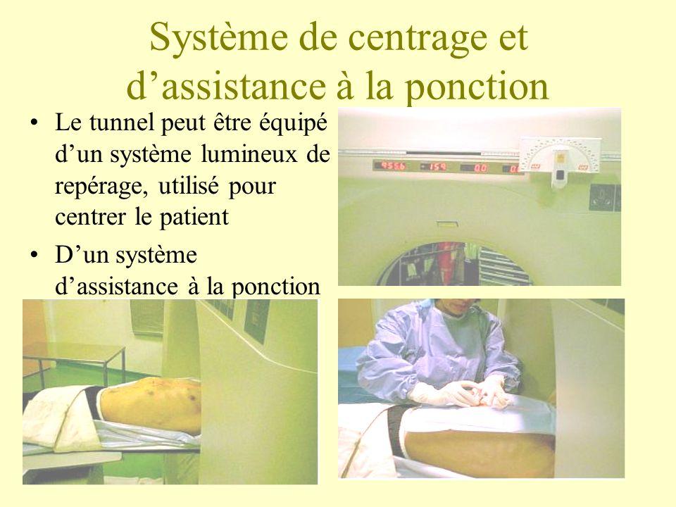 Système de centrage et d'assistance à la ponction