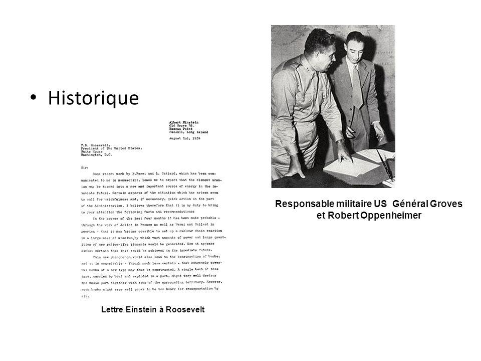 Lettre Einstein à Roosevelt