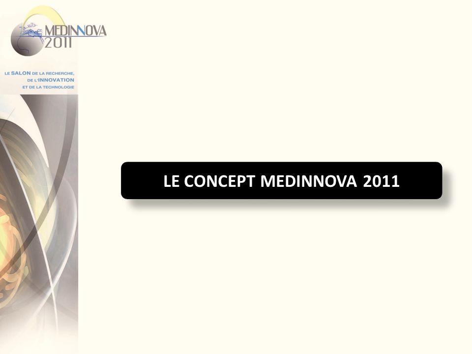 LE CONCEPT MEDINNOVA 2011