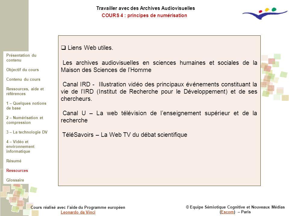 TéléSavoirs – La Web TV du débat scientifique
