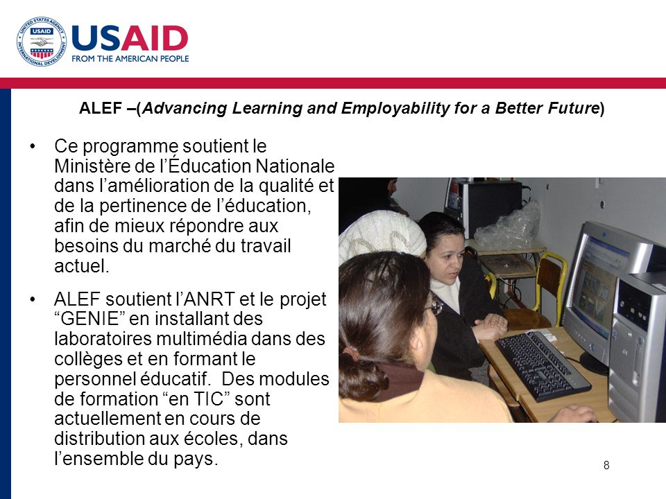ALEF –(Advancing Learning and Employability for a Better Future)