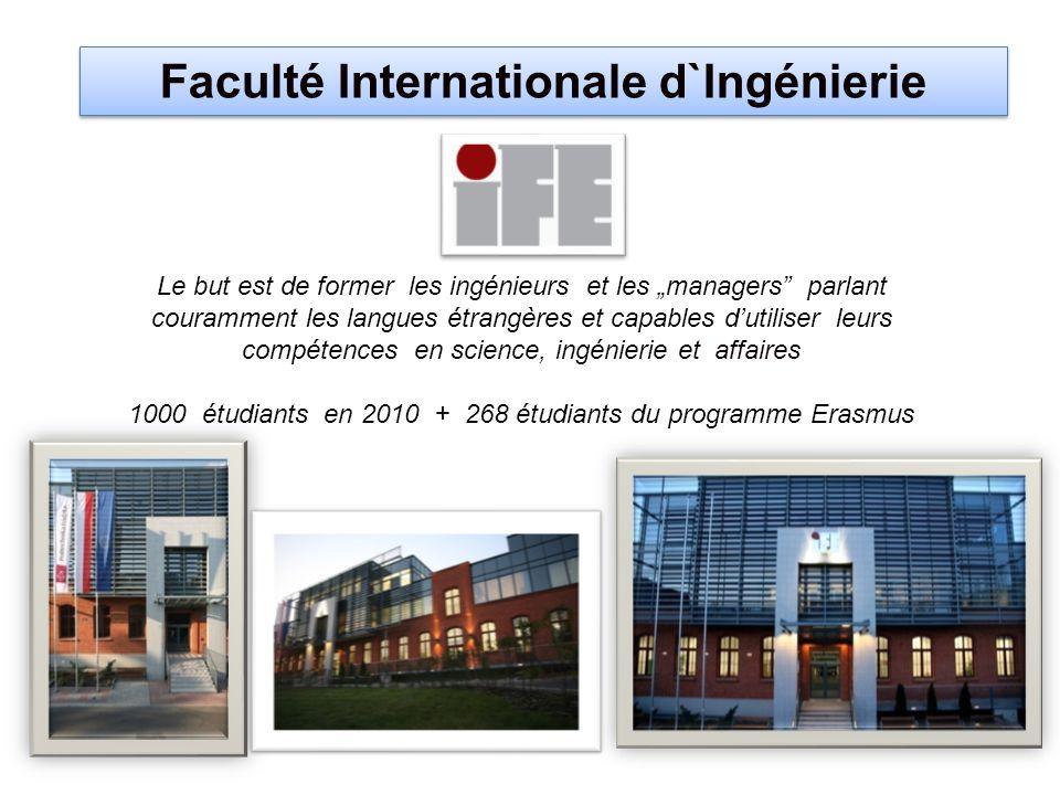 Faculté Internationale d`Ingénierie