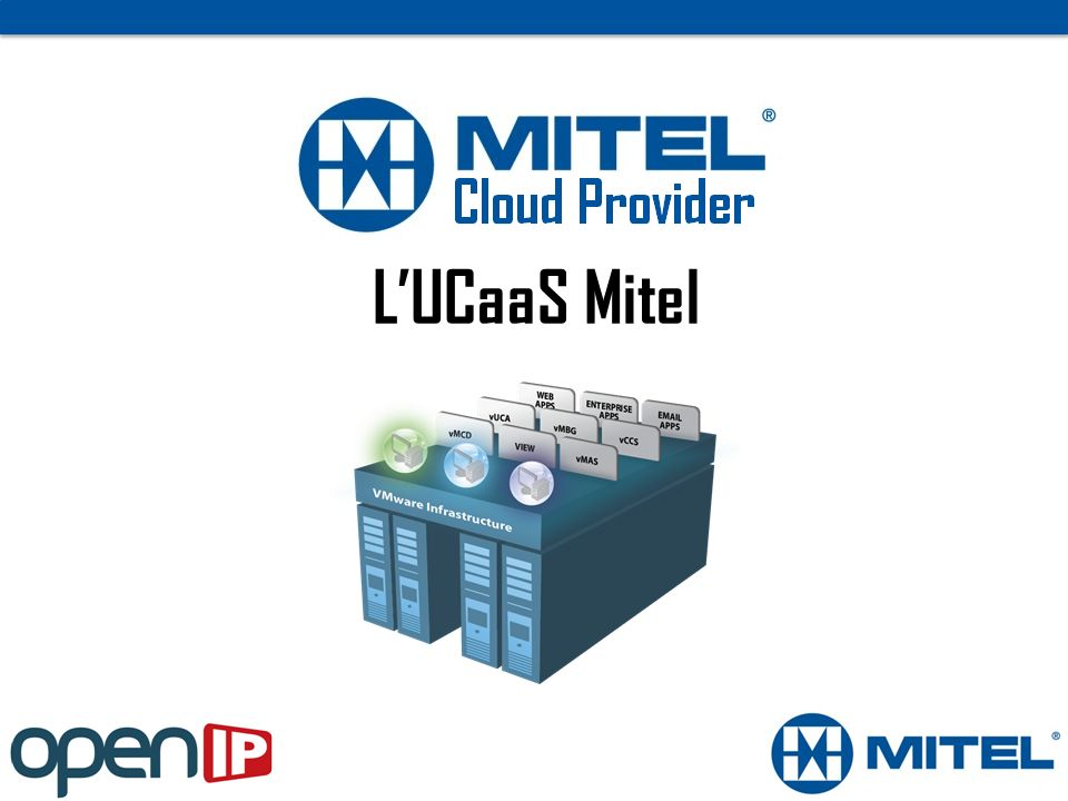 L'UCaaS Mitel
