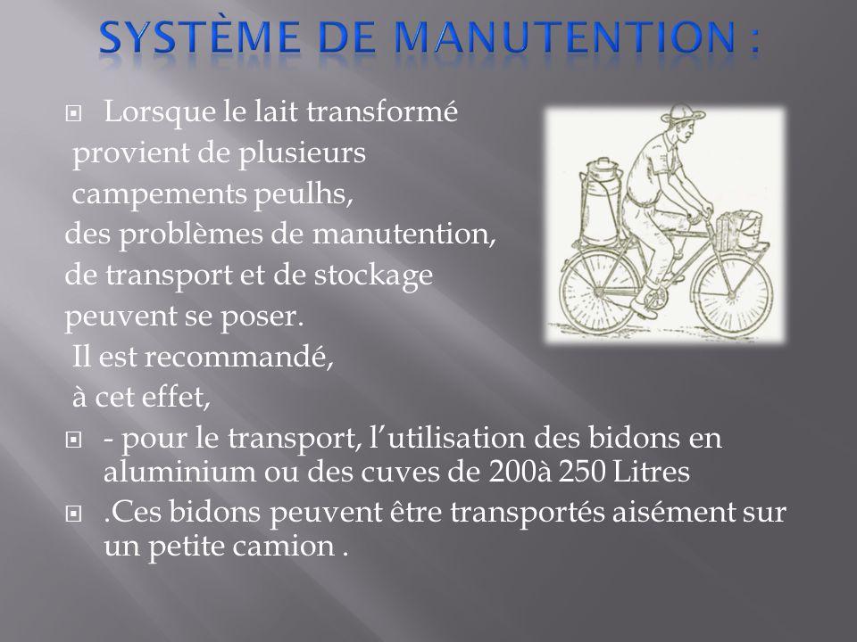 Système de manutention :