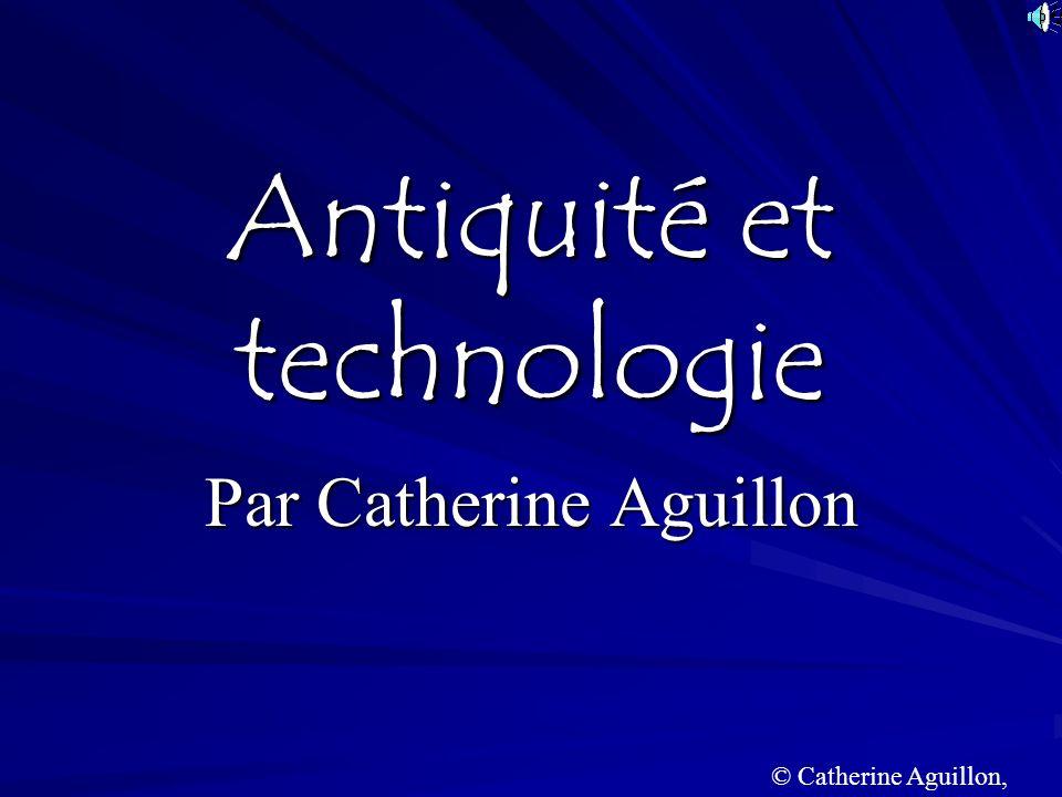 Antiquité et technologie
