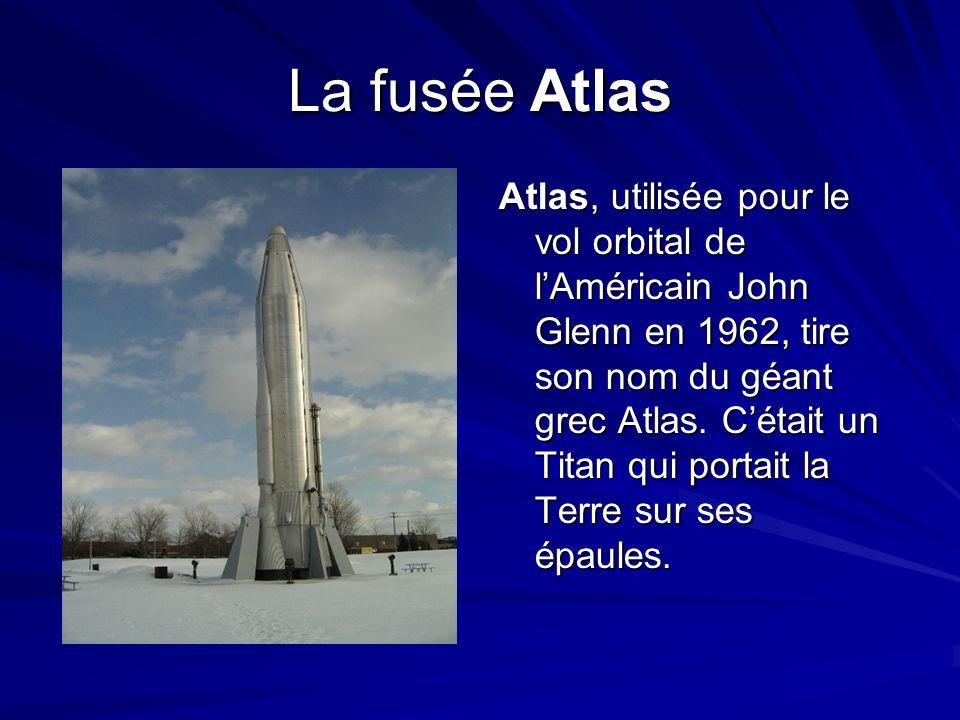 La fusée Atlas