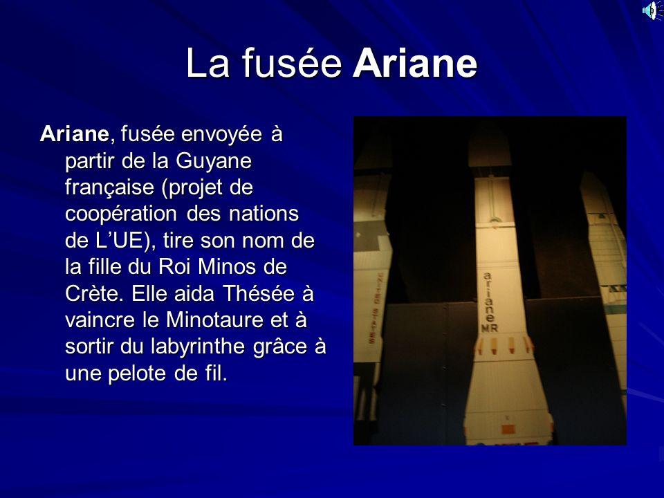 La fusée Ariane