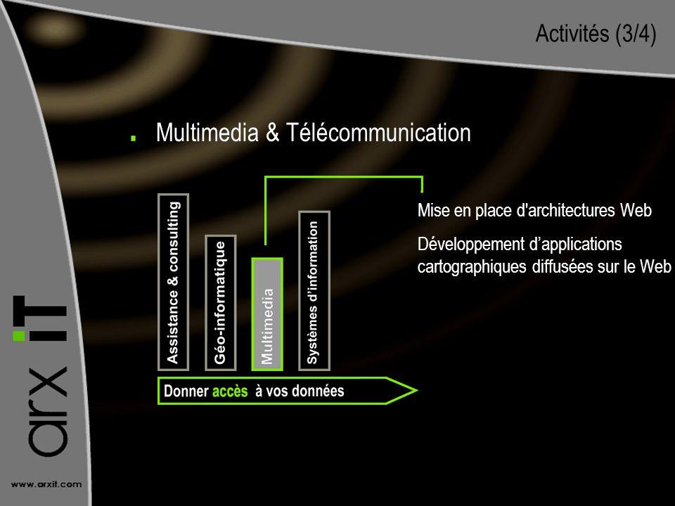 Multimedia & Télécommunication