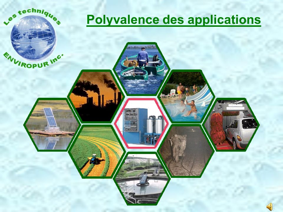 Polyvalence des applications