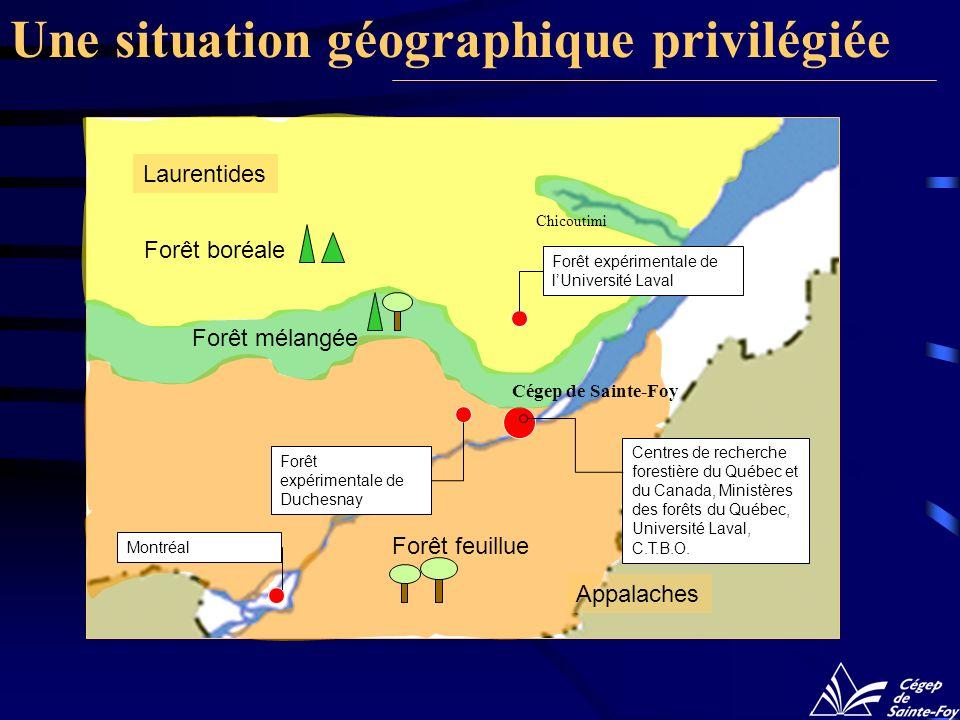 Une situation géographique privilégiée