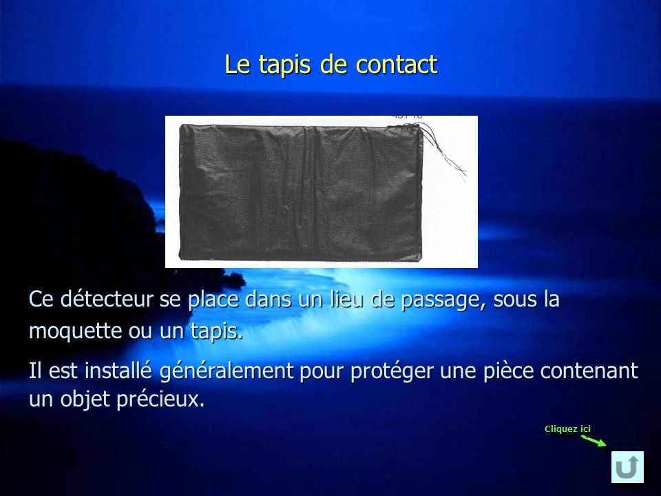 Les alarmes 2 quelques informations 1 diff rents types ppt video online t l charger - Les differents types de tapis ...