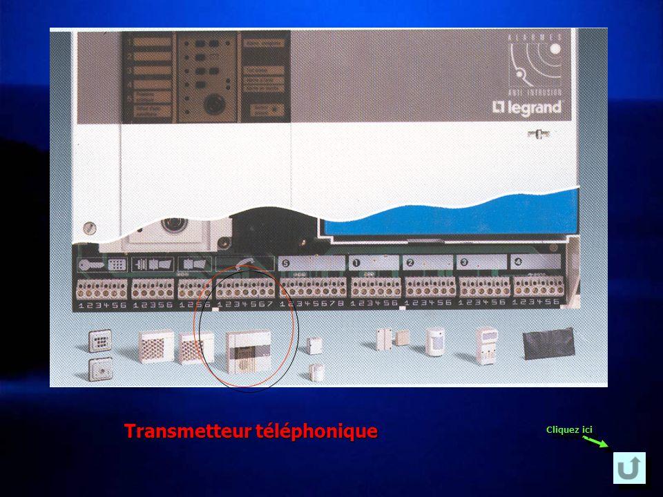 Transmetteur téléphonique