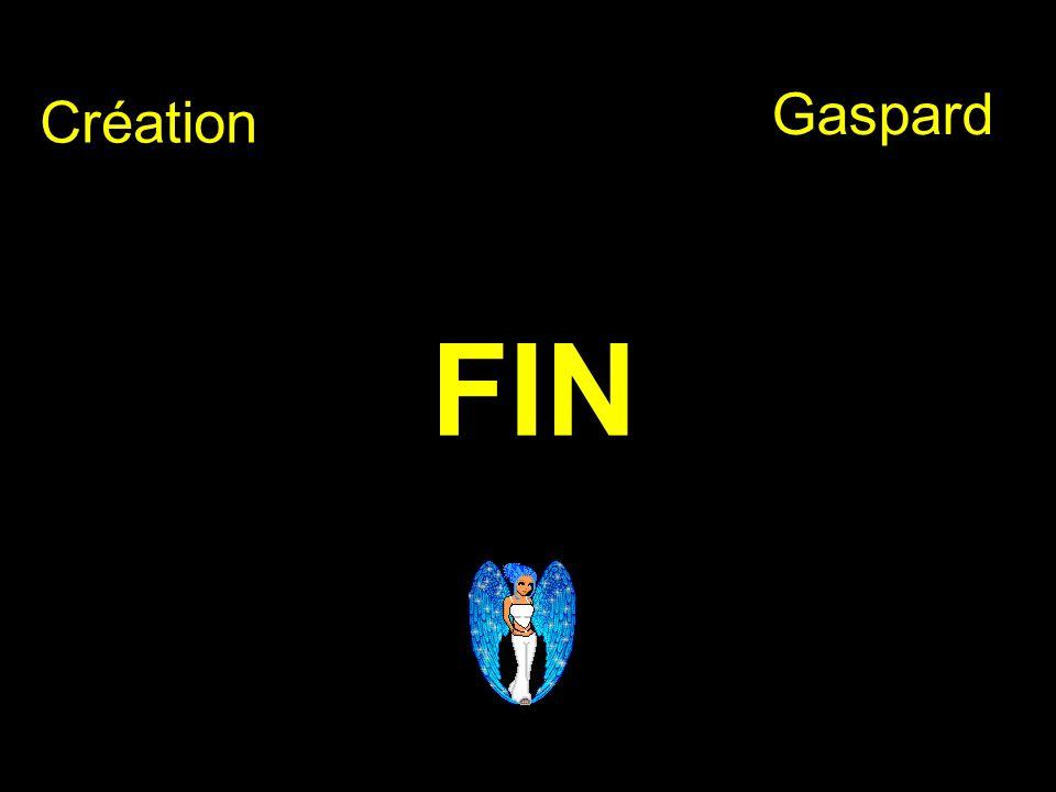 Gaspard Création FIN