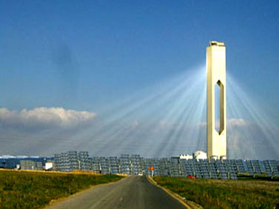 Tour solaire de Séville