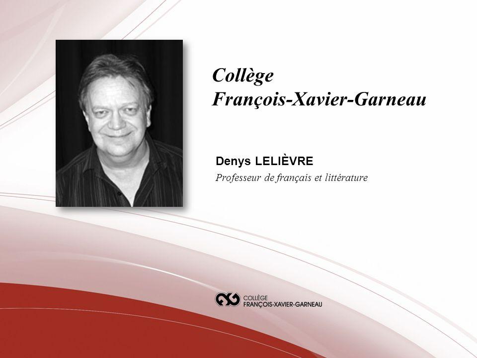 Collège François-Xavier-Garneau