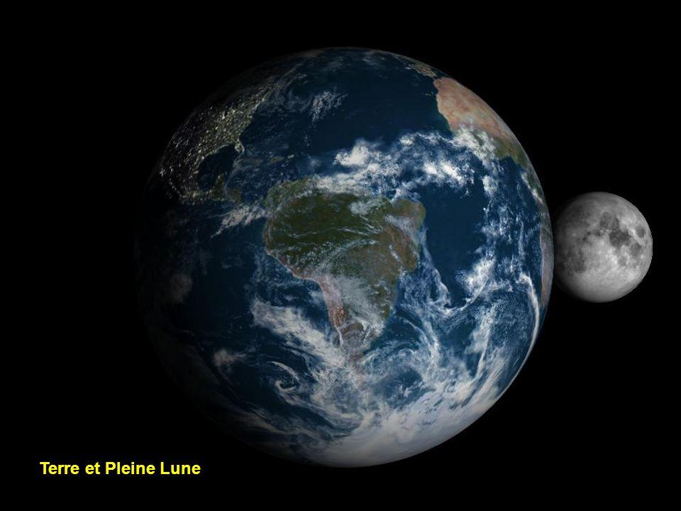 Terre et Pleine Lune