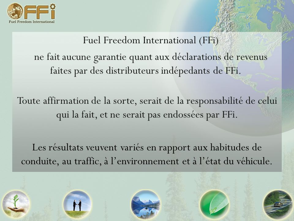 Fuel Freedom International (FFi)