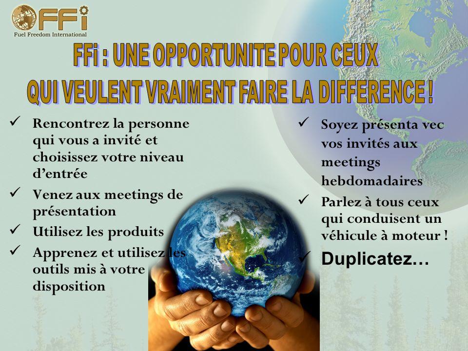 FFi : UNE OPPORTUNITE POUR CEUX