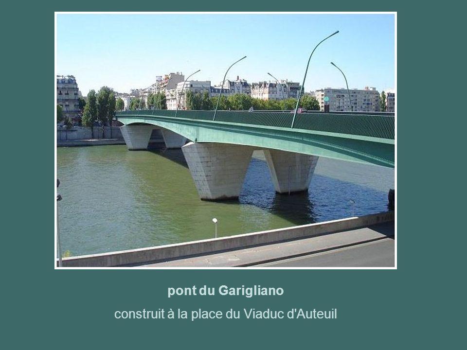 construit à la place du Viaduc d Auteuil