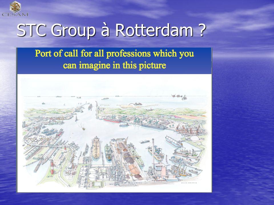 STC Group à Rotterdam