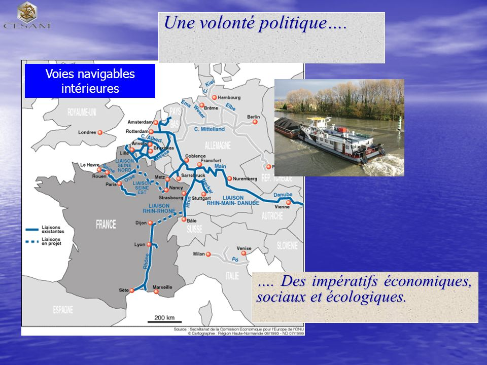 …. Des impératifs économiques, sociaux et écologiques.