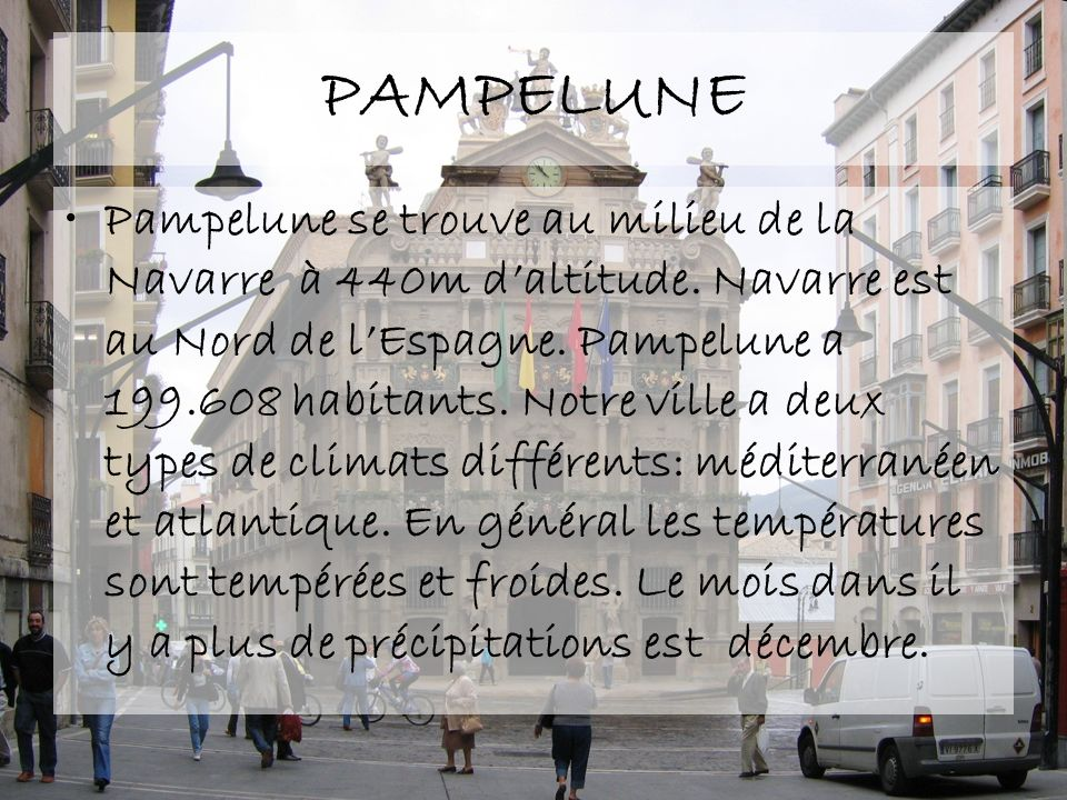 PAMPELUNE