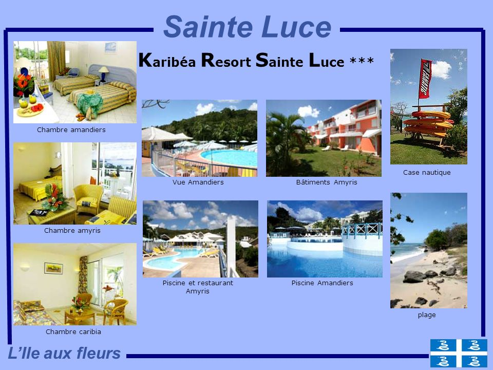 Karibéa Resort Sainte Luce ***